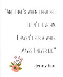 The writing andto all the boys i've loved before was fun, funny, sweet, touching, and a all around fantastic movie. To All The Boys I Ve Loved Before Favorite Book Quotes Book Quotes Jenny Han Books
