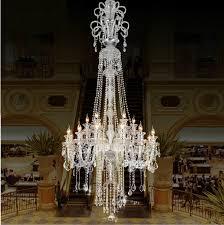 large 2 story modern chandelier foyer crystal chandelier best home design 2018