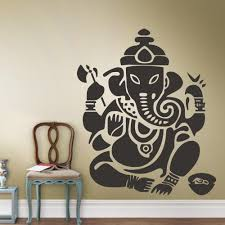 featured image of ganesh wall art