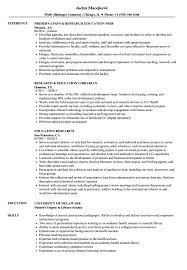 Resume Education Examples Education Research Resume Samples Velvet Jobs