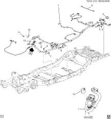 cadillac escalade 06 bodystyle 2wd ck107 06 wiring harness ck107 06 wiring harness chassis hybrid hp2 magneride z95