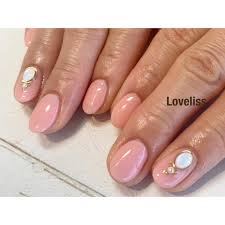 At Nailloveliss Nail Loveliss Pink ワンカラーネイル