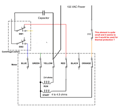 contemporary ac electric motor wiring diagram composition simple single phase motor wiring diagram with capacitor ac electric motor wiring diagram wiring diagram database