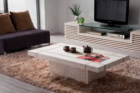apartments decor kara round marble coffee table with cross legs for home round marble