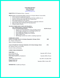 Machinist Resume Template Every company wants to have good worker with excellent 21