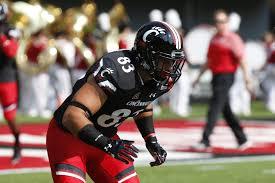 Josiah Deguara Football University Of Cincinnati Athletics