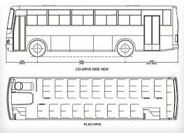 School Bus Seating Chart Layout School Bus Safety School