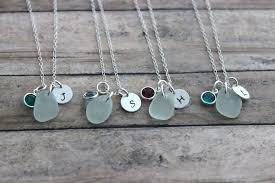 seagl charm necklace