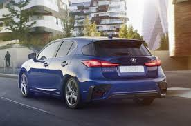 2018 lexus ct200. interesting lexus 2018 lexus ct 200h launched with design and safety upgrades inside lexus ct200