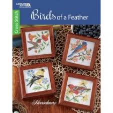 Birds Of A Feather Cross Stitch Haven