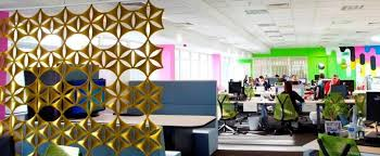 funky office interiors. Spectrum Workplace - Recent Funky Office Interior Design Project For The Friday Media Group A Digital Company In Sussex UK Interiors N
