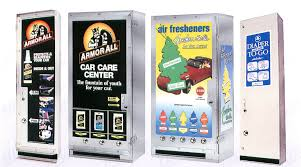 Car Wash Vending Machine Supplies