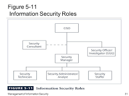 Cyber Security Org Chart Information Security Organization Chart Officer Ciso