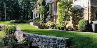 Landscape Design Backyard Exterior