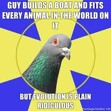 Religion Pigeon | Know Your Meme via Relatably.com