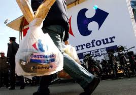 For carrefour, the partnership with tencent is the latest step in its attempts to stem a decline in sales in china amid competition from local rivals and a buoyant online. Carrefour To Open 30 New China Retail Stores In 2012