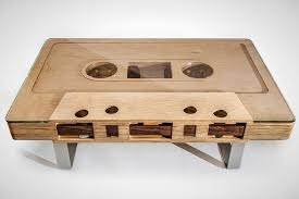 here are 54 geeky coffee tables that