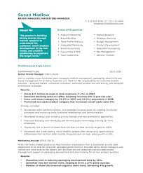 Marketing Resume Template Create Creative Marketing Resume Templates Free Resume Templates 85