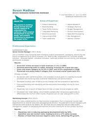 Marketing Resume Template Create Creative Marketing Resume Templates Free Resume Templates 85