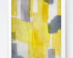 mustard grey abstract print mustard gray minimalist art yellow grey wall art home on grey and mustard yellow wall art with grey gray yellow feather print mustard and gray feather art
