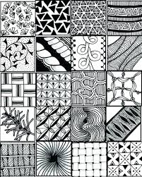 Zentangle Patterns Step By Step Cool Patterns Step By Printable Pages Zentangle Templates To Print Blank