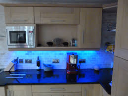 Kitchen Lighting Requirements Colour Changing Led Strip Perfect For Your Under Kitchen Cabinet