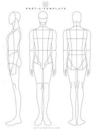 Body Template For Designing Clothes 15 Diy Drawing Clothes For Free Download On Ayoqq Org