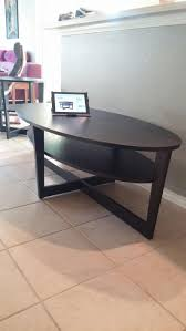 Ending thursday at 1:36pm pdt 3d 19h. Ikea Vejmon Coffee Table Oval Black Brown 35 149 New For Sale In Round Rock Tx 5miles Buy And Sell