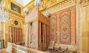 Versailles Frankreich 2 Juli 2016 Königs Schlafzimmer Im Jahre
