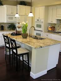 kitchen island with sink and breakfast bar decor intended for white remodel 4