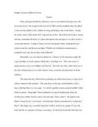 reflective essay on communication madrat co reflective essay on communication