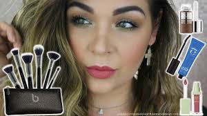 easy everyday glam full face makeup tutorial
