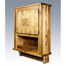medium size of bathroom rustic bathroom wall cabinet cabinets with glass doors rustic bathroom floor