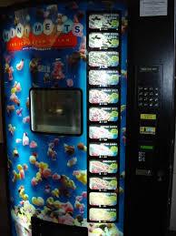 Dippin Dots Vending Machine Near Me Magnificent Dippin' Dots Vending Machine In Parking Garage Yelp