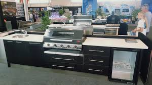 Alfresco Outdoor Kitchens Infresco Manufactures Cabinets Suitable For Outdoor Kitchens We