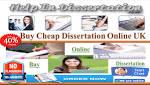 online help for dissertation
