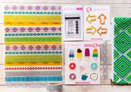 freckled fawn sweet treats planner kit