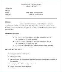 Resumes Resumes Resume Format For Bpo Interview – Mealsfrommaine.org
