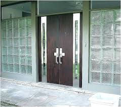aluminum exterior door modern front doors with glass a get front door aluminium front door inspirations