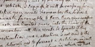 the story behind abigail adams remember the ladies letter the story behind abigail adams remember the ladies letter wgbh news