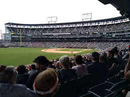 Cellular Park Seating Chart Photos At Guaranteed Rate Field