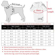 Warm Dog Clothes For Small Dogs Winter Pet Coat Jackets Pet
