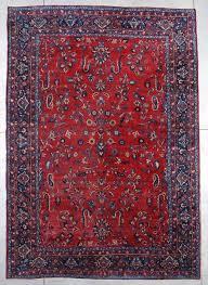 7468 antique kerman rug