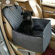 charming rear seat hammock for dogs waterproof dog car seat cover pet rear carrier mat blanket