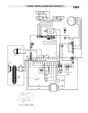liftmaster dh support and manuals 1 phase wiring diagram fdoa5011 1845 motor connections