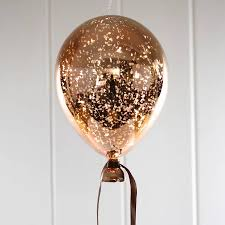 mirrored lighting. Hanging Mirrored Metallic Balloon Lights. Large Copper Lighting R