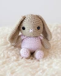 Easy Crochet Bunny Pattern
