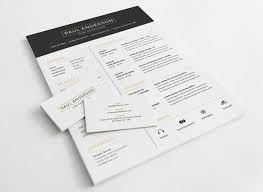 Modern Minimalist Resume Free Template Interior Free Minimalist Resume Template Free Minimalist Resume