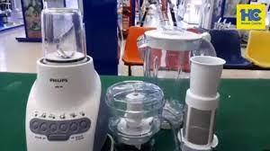 Giới thiệu Máy xay sinh tố Philips HR2118 - YouTube