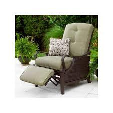 sherwood luxury recliner patio chair